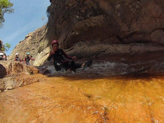 Canyoning Propriano Le Baracci...