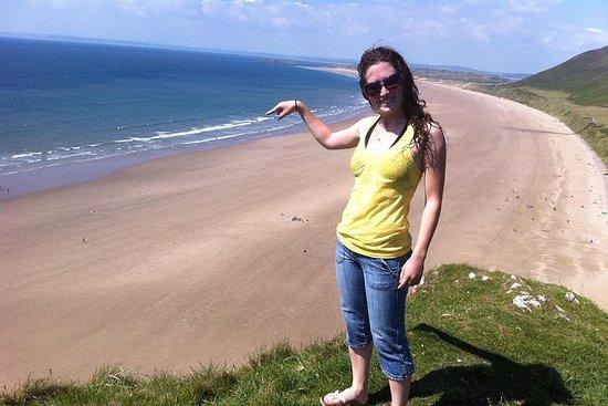 Cardiff Tour di 1 giorno Gower Coast