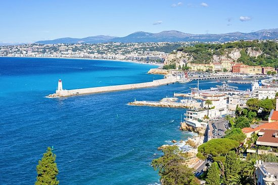 French Riviera Panorama Tour...