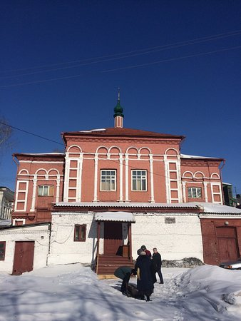 Church of St. Nikolay Chudotvorets