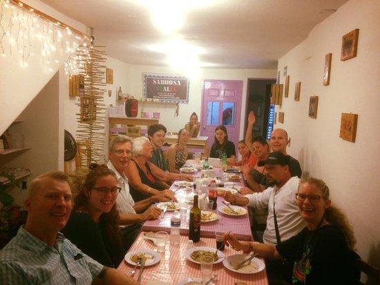 Sabrosa Italia: 29.01.2019_Beautiful family from Canada