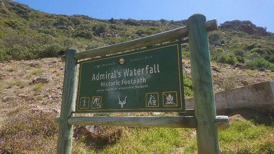 Admiral's Waterfalls
