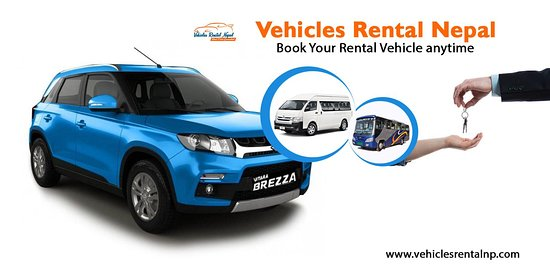 Vehicles Rental Nepal