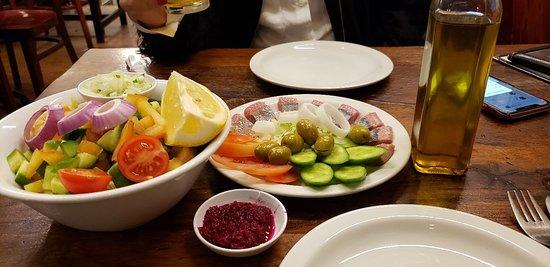 Eastern Europe food in Haifa