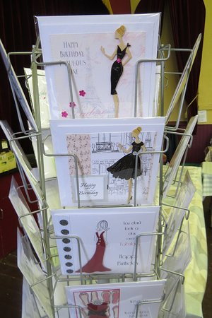 Ramelton, Irlanda: Hand made greeting cards, first class