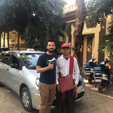 Great transportation service from Mandalay
