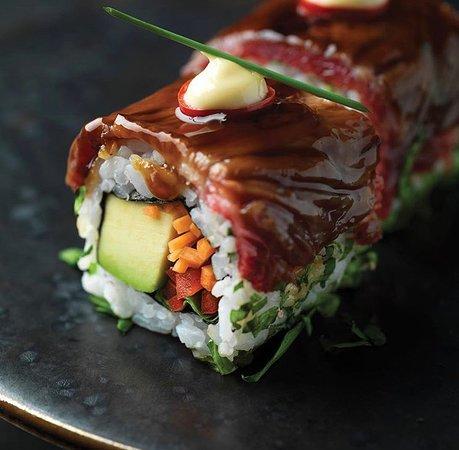 Sushi Shop Liège: Gyu Roll !