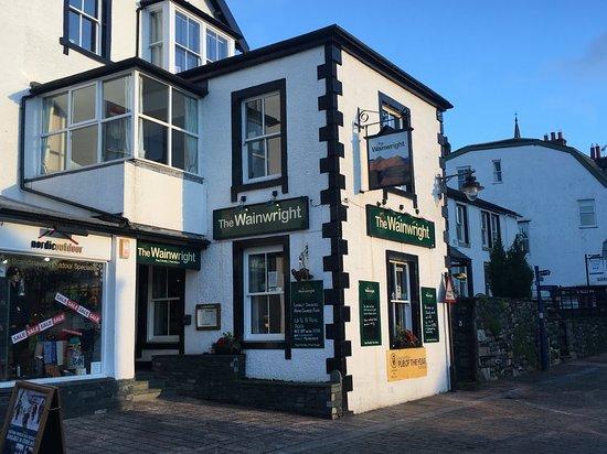 Best Pub In Keswick The Wainwright Keswick Traveller