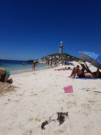 Rottnest Island, Austrália: The lighthouse