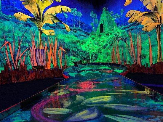 3D-Neongolf Gersthofen