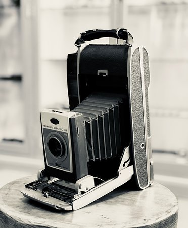 cameras from different years