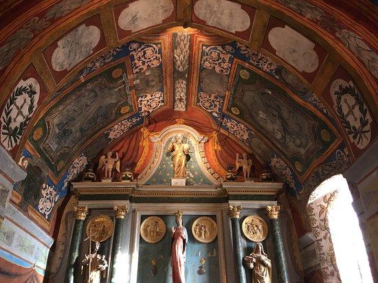 Chapelle de Foncourrieu