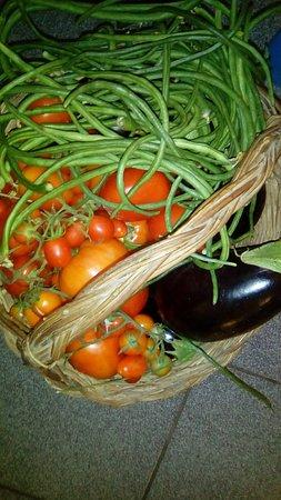 Hotel Sortale Ristorante: Prodotti locali e cucina del terrotorio