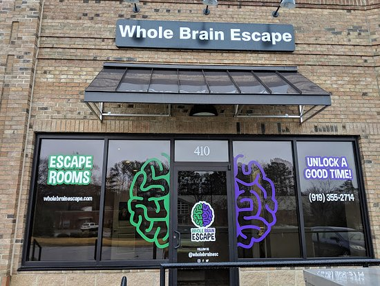 Whole Brain Escape, Apex, NC