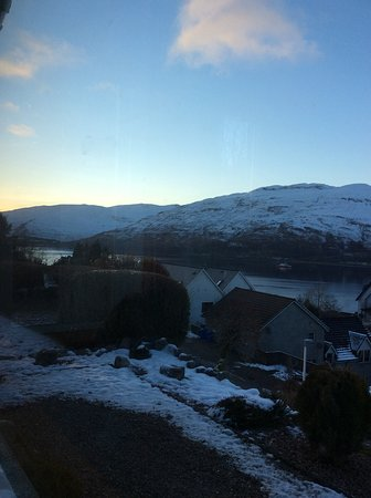 St. Anthony's B&B: View from St Anthonys