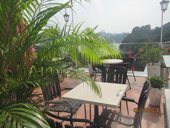 Terrazza Esterna Picture Of Cafe Pho Co Hanoi Tripadvisor
