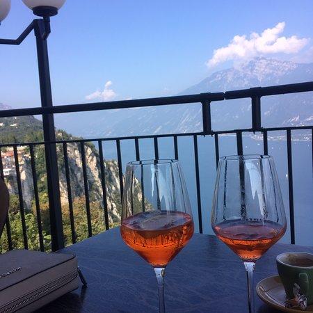Terrazza Del Brivido Tremosine Restaurant Reviews Photos