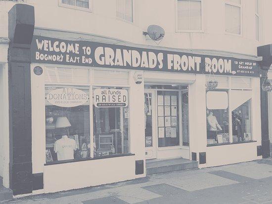 Grandad's Front Room CIC
