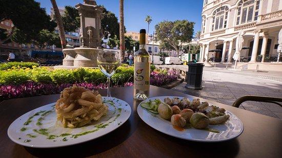 Cafe Madrid Las Palmas De Gran Canaria Menu Prices