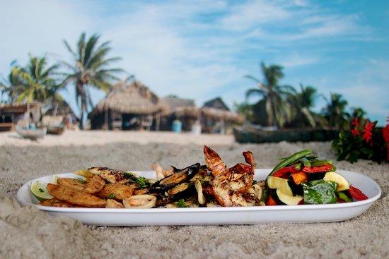 Splash Inn Restaurant: SEA FOOD MIXED AND GRILLED
