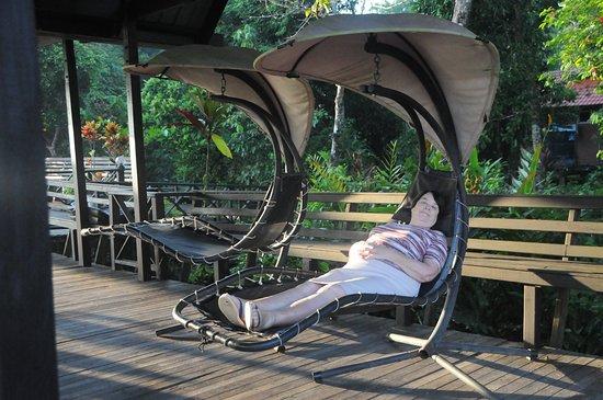 Kinabatangan District, Malaysia: Its hard work travelling