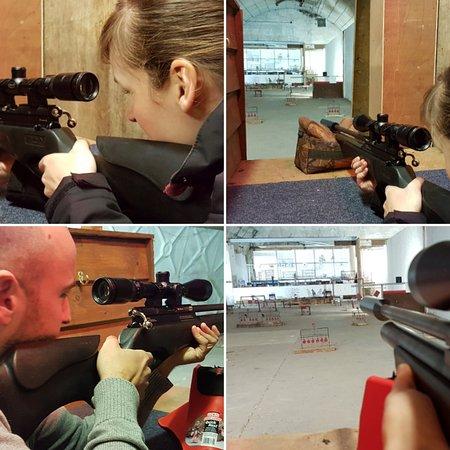 Botley Shooting Range