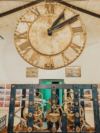 Reloj de la iglesia de la Vieja Federación