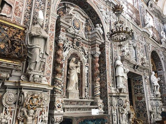 Nobile e Monumentale Chiesa dell'Immacolata Concezione al Capo