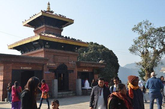 Sahibganj, Ấn Độ: tempio