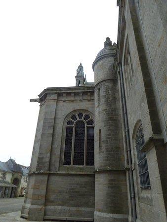 Sainte-Anne-d'Auray, Frankrike: Autre vue de la basilique