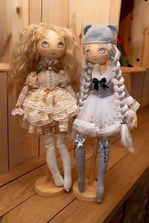 Очень крутые куколки