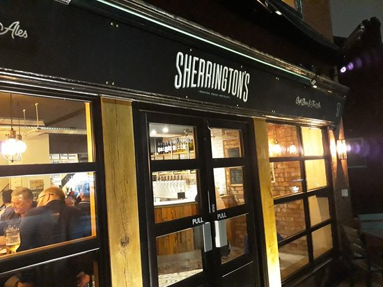 Sherringtons Bar