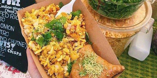 Claverack, NY: Samosa Shack Pop Up Dinner- Vegan Indian Street Eats.