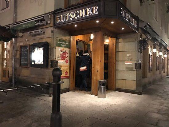 Kutscherschänke Dresden Innere Altstadt Restaurant Bewertungen
