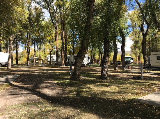 Landscape - Picture of Tall Texan RV Park & Cabins, Gunnison - Tripadvisor