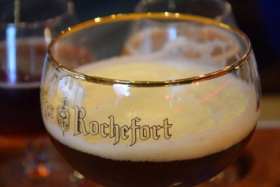 Beer tasting «pitstop»
