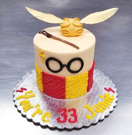Harry Potter (Custom Order)