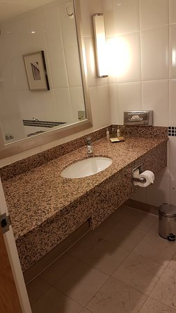 Hotel Hilton London Gatwick Airport: Bathroom