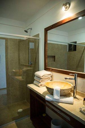Acceso único por escaleras - Picture of Apartments Tukano, Mahahual - Tripadvisor