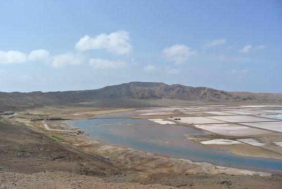 Tudsab Cape Verde Activities: The salt mines