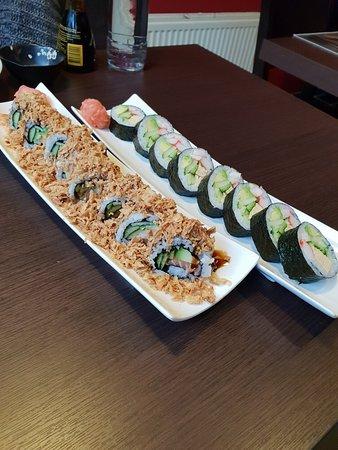 Sushi Nagoya Photo
