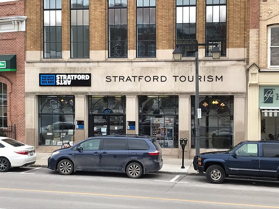 Stratford Tourism Alliance