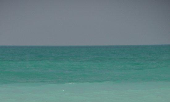 un tuffo in una mare turchese