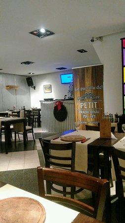 Villa del Totoral, Argentina: Petit Cafe