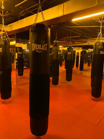 The Cage Boxing Club