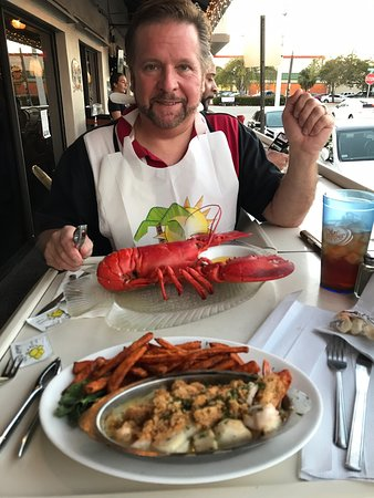Seafood Lobster Tuesday