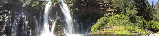 Burney, كاليفورنيا: McArthur-Burney Falls Memorial State Park