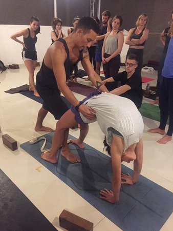 Sampoorna Yoga Goa - Students