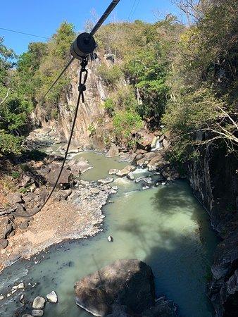 Rio Perdido Hotel & Thermal River: Love the river
