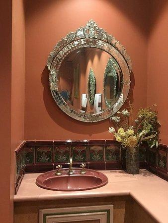 women's toilet... beautiful